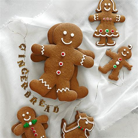 Decorating Ideas Gingerbread Cookie Of The Day Gingerbread Williams Sonoma Taste