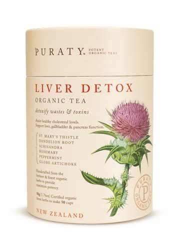 Detox Tea Nz by Liver Detox Tea