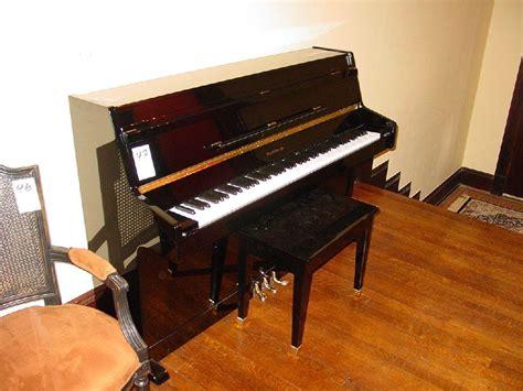 baldwin piano bench baldwin upright piano black lacquer w bench