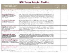 best photos of vendor evaluation spreadsheet vendor