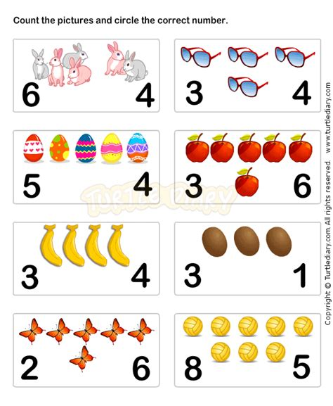 worksheets for toddler learning learn numbers worksheet5 math worksheets preschool