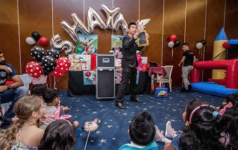themed birthday party singapore customised car racing themed birthday packages in sg