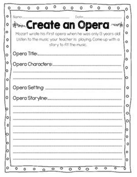 mozart biography for middle school students composers studying and opera on pinterest