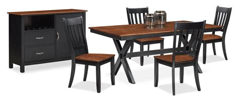 city furniture dining room chandelier rooms for less dining room tables walmart value city circle
