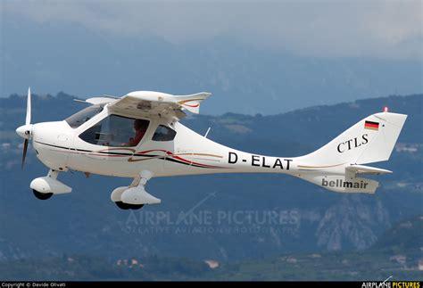 ct light sport aircraft d elat flight design ctls at verona