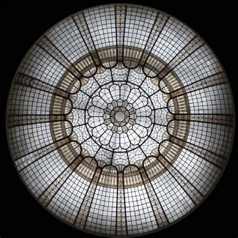 Glass Dome Ceiling by Stained Glass For Ceilings Domes
