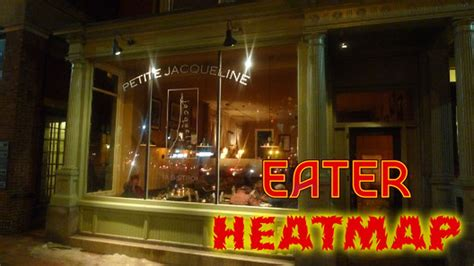 eater heat map the eater portland me heat map where to eat right now