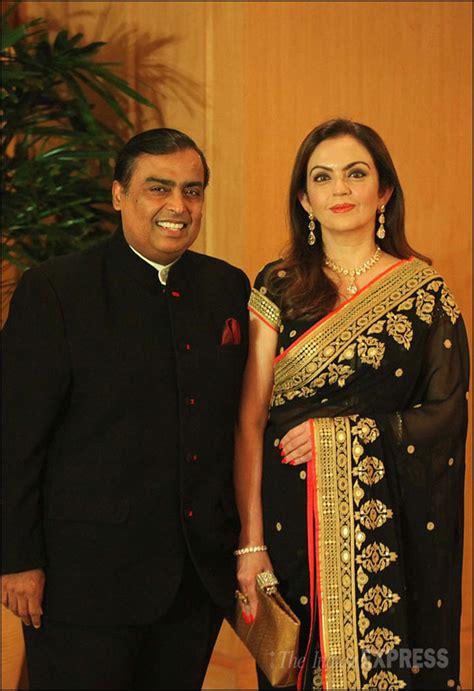 The Mukesh Ambani And Nita Ambani Marriage
