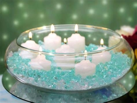 Floating Candles Centerpieces Ideas For Weddings Glass Bowl Centerpiece Ideas