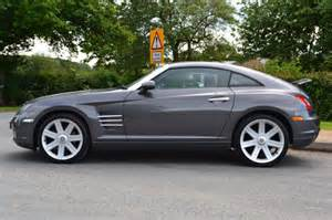 Grey Chrysler Crossfire Second Chrysler Crossfire 3 2 V6 2dr Auto For Sale In