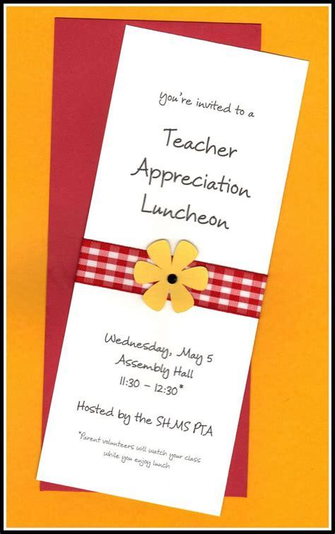 staff invitation ideas 14 best staff appreciation luncheon images on