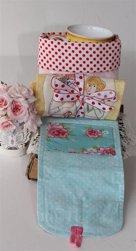 Mug Bags Patchwork Pattern - 17 best images about brolly on free