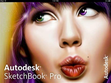 sketchbook pro jailbreak sketchbook pro l app di disegno professionale per