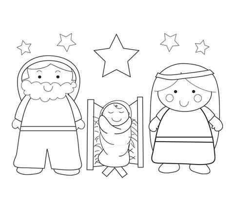 imagenes para colorear nacimiento de jesus dibujos para colorear del nacimiento de jes 250 s en un