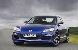 Car Reviews: Mazda RX 8 R3   The AA