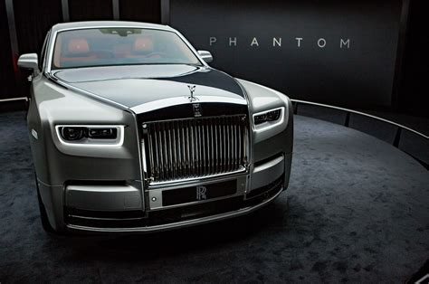 2018 Rolls Royce Phantom First Look Motor Trend