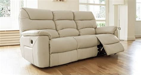 three seater recliner sofa la z boy manhattan 3 seater power recliner sofa living