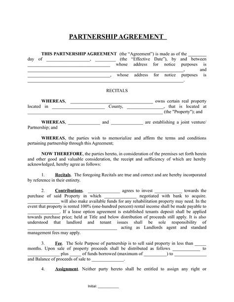 partnership agreement template ontario 28 partnership agreement template ontario survivingmst org