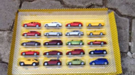 Welly Auto by Welly 20 Car Auto Show Set Unboxing