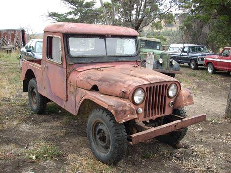 Jeep Cj6 Willys Jeep Cj6 For Sale In Bulla Vic Whatsinyourpaddock