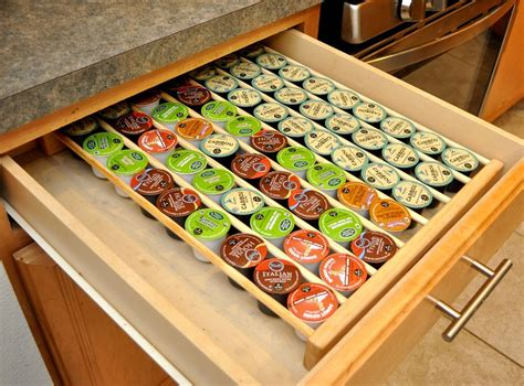 Kcup Drawer by Keurig Kcup Storage Unit Kcup Kitchen Storage Unit
