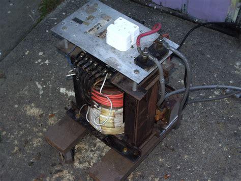 welder inductor welder of doom
