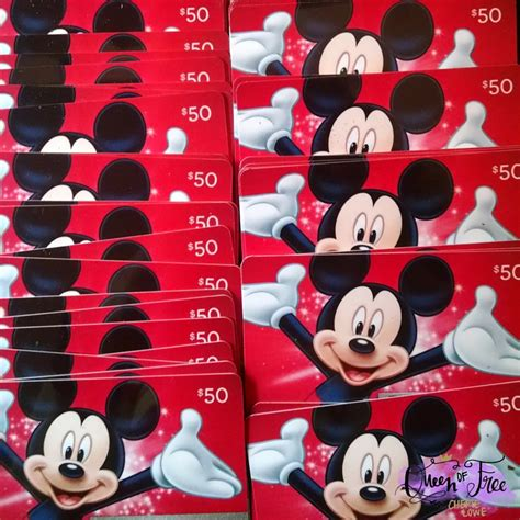 Free Gift Cards With Money On Them - how we saved money by booking a disney vacation with gift cards queen of free