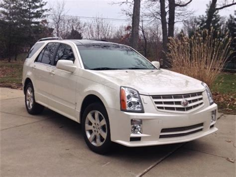 Cadillac Srx 2008 For Sale by Document Moved