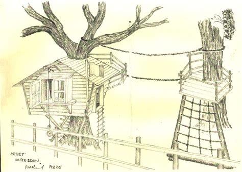 tree house blueprints best house design perfect tree
