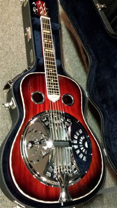 Handmade Resonator Guitars - custom handmade resophonic guitar by byrl murdock reverb