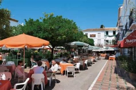 Marbela Square marbella tourist guide resort information costa sol spain