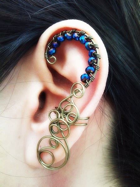 Handmade Jewellery Belfast - 40 best images about ear cuffs on sterling