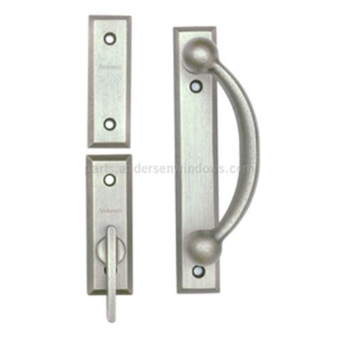 andersen 400 series remove handle door andersen 174 gliding patio door hardware interior trim set
