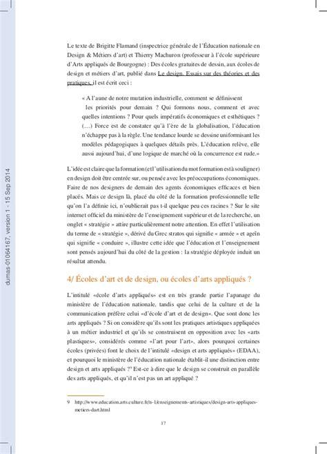 Ecole Boulle Lettre De Motivation modele lettre ecole arts appliques document