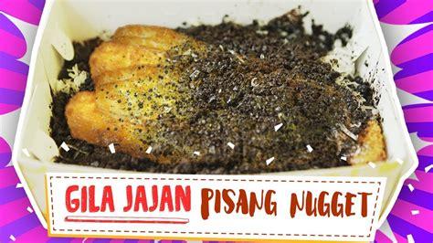cara membuat pisang nugget kriuk pisang nugget kriuk segala topping indonesian street