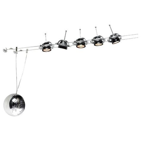 Low Voltage Cable Lighting by Termosfar Low Voltage Cable Track Lighting Termosf 196 R