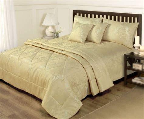King Size Throws Bedspreads 6 Jacquard Gold Bedding King Size Duvet Set