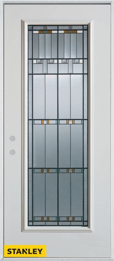 32 Inch Entry Door by Stanley Doors 32 Inch X 80 Inch Architectural Patina