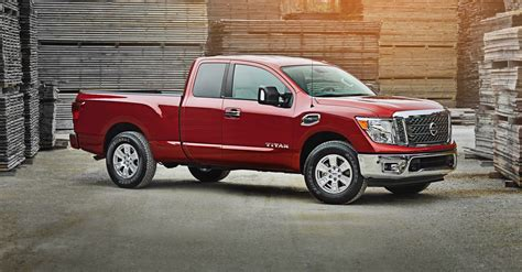 nissan titan 2017 nissan titan king cab models are available now the