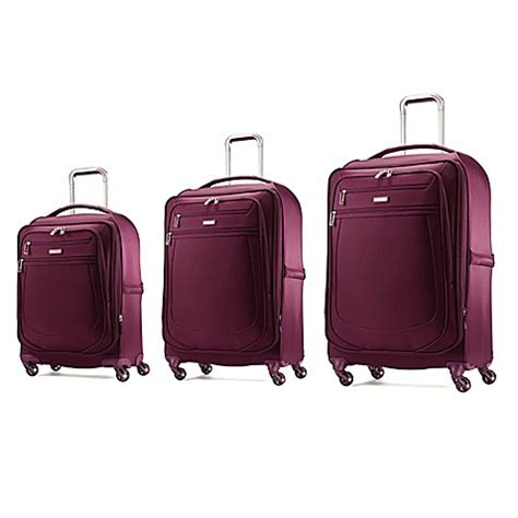 bed bath beyond luggage samsonite 174 mightlight 2 0 luggage collection bed bath