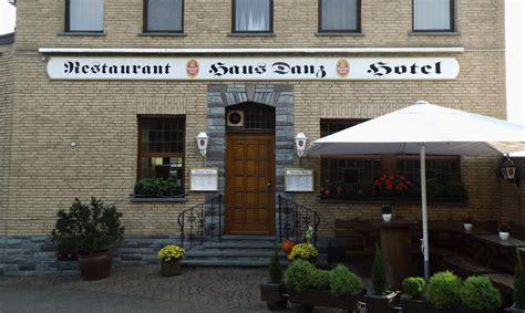 haus danz hotel danz ihr hotel restaurant in br 252 hl