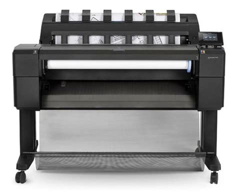 Printer Hp Spesifikasi hp designjet t930 36 in l2y21a spesifikasi harga