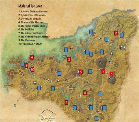 biography lore book locations eso malabal tor lorebooks guide dulfy