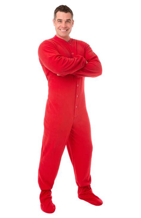 footie pajamas mens and womens footed pajamas on sale crazyforbargains