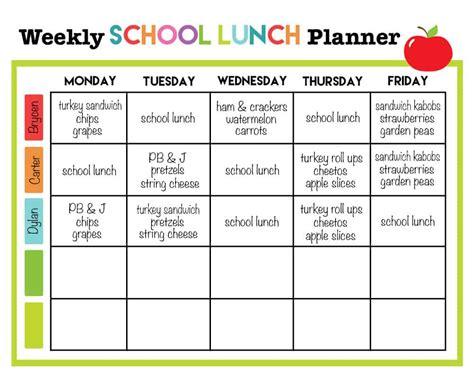 Search Results For Menu Plan Weekly Blank Calendar 2015 Lunch Menu Calendar Template