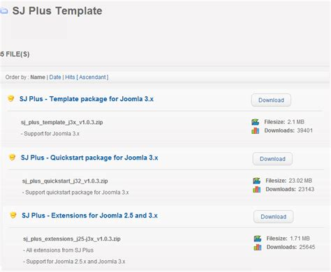 installing a joomla template how to install quickstart package for joomla 3 x