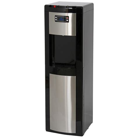 Water Dispenser With Cooler costco water cooler viva self cleaning stainless steel hc