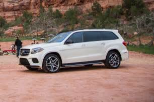 Gls Mercedes Suv 2017 Mercedes Gls Class Review The S Class Of Suvs