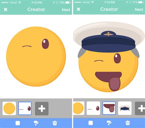 emoji design maker how to make your own emoji 5 emoji maker apps to use beebom