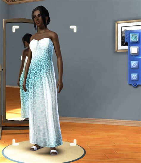 Dress Anak 1 5thn 4thn Hello mod the sims tie dye maxi dress